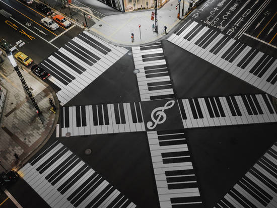 Musical Intersection
