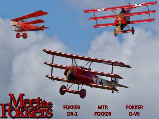 Meet The Fokkers