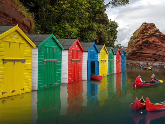 Colorful Boathouses-upd.