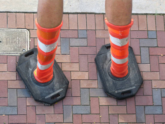 Cone Boots