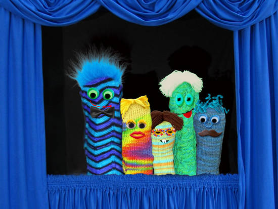 Sock Puppets - Update