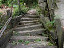 Dilapidated Stairs, 11 entries